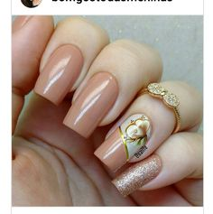 34 bright floral nail designs you should try for spring 2019 016 - Spring Nails Latest Nail Designs, Colorful Nail Designs, Toe Nail Designs, Gelish Nails, Manicure, Holiday Nail Colors, Pink Ombre Nails, Luxury Nails, Elegant Nails