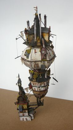 Clock tower_02 by Raskolnikov0610.deviantart.com on @deviantART