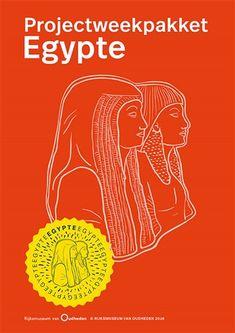 Egypte projectweekpakket Egyptian Crafts, Egyptian Art, Ancient Egypt, Ancient History, History For Kids, 21st Century Skills, 5th Grades, Pre School, Crafts For Kids