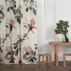 Magnolia: Behind the scenes – Design News & Style – James Dunlop Textiles   Upholstery, Drapery & Wallpaper fabrics