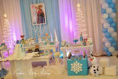 Disney Frozen Birthday Party Ideas | Photo 2 of 13 | Catch My Party
