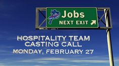 Blue Wahoos are hiring!!
