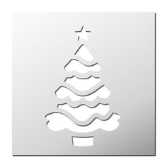 Pochoirs | FrenchIMMO Christmas Home, Christmas Crafts, Merry Christmas, Xmas, Christmas Stencils, Cafe Logo, Paper Crafts, Diy Crafts, Stenciling
