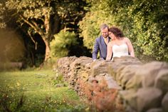 Yorkshire Countryside Wedding at Holdsworth House. Captured by Richard Perry Photography.