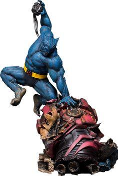 Marvel Beast Art Scale Statue by Iron Studios Legolas, Jurassic Park, Marvel Comics, Marvel Universe, Comic Book Printing, Diorama, Marvel Statues, Geek Toys, Crazy Toys