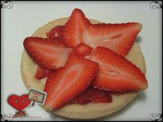 Tartellettes aux fraise SABRICHI AND HEARTY