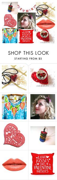 """XOXO #integritytt #etsyspecialt #polyvorestyle #valentines #shopsmall #petrinablakely"" by petrina-kauai ❤ liked on Polyvore featuring Ardency Inn"