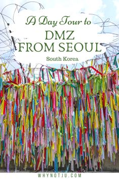 Visit the DMZ border between North and South Korea. Two nations that are still at war. Read all you need to know before picking a DMZ Tour from Seoul. How can you prepare for your trip, and what will you catually see? South Korea Travel, Asia Travel, Japan Travel, Travel Usa, North Korea, Travel Guides, Travel Tips, Budget Travel, Train Tour