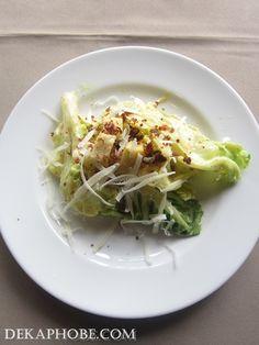 [i am a dekaphobic]: Brunch at Mario's Restaurant Marios Restaurant, Lifestyle Blog, A Food, Cabbage, Brunch, Vegetables, Cabbages, Vegetable Recipes, Brussels Sprouts