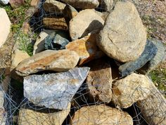 Landscape Materials including: mason sand, limestone base, and pea gravel. Landscape Materials, Pea Gravel, Rocks, Base, Stones