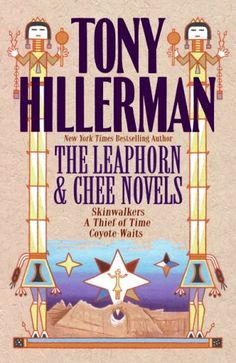 Tony Hillerman (May 27, 1925 – October 26, 2008) was an award-winning American author of detective novels and non-fiction works best known for his Navajo Tribal Police mystery novels.