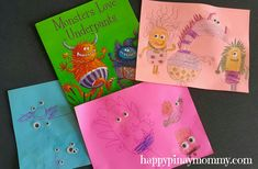 Screenfree activity suggestion: Storytime with artwork activity - Happy Pinay Mommy Morning Activities, Free Activities, Story Characters, Little Monsters, Child Love, Drawing For Kids, Story Time, My Children, Storytelling