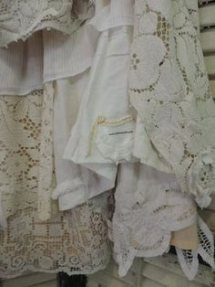 Gypsy Lace Skirt, www.victoriantailor.com