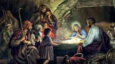 Birth Of Jesus pictures images) ⭐ Pictures for any occasion! Merry Christmas Images, Christmas Jesus, The Arrow, Birth Of Jesus Christ, Baby Jesus, God Jesus, Mystery, Gospel Of Luke, A Child Is Born