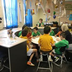 Learn about Prince Alfred College from Furnware. The Endeavour, High Stool, Group Work, Learning Spaces, Whiteboard, Ottomans, Innovation Design, Small Groups