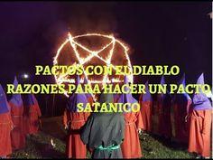 Pacto con el Diablo - Ritual sencillo Neon Signs, Youtube, Simple, Youtubers