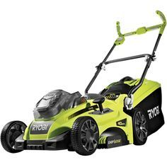 Ryobi One+ Lawn Mower $399 req 2x 18v batteries not included