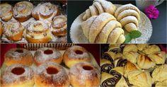 Nincs is ennél jobb hétvégi program! Hungarian Recipes, Ravioli, Muffin, Cakes, Breakfast, Food, Morning Coffee, Cake Makers, Kuchen