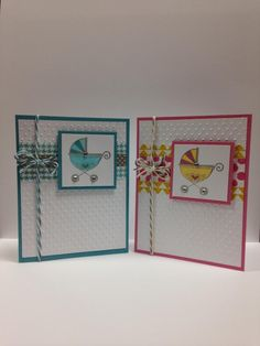 love these ideas using washi tape and our mini stamps!!