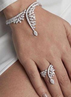 Two Tone Sterling Channel Diamond Bracelet – Modern Jewelry Gold Diamond Earrings, Diamond Bracelets, Silver Bracelets, Diamond Jewelry, Bangle Bracelets, Bangles, Silver Ring, Hand Jewelry, Body Jewelry