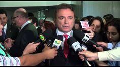 """Gestão impositiva =jun de 2013 """"Os vetos de Dilma à medida provisória dos portos revela que este governo impõe um modelo de gestão impositivo, coercitivo, longe daquela pregação de administração participativa que sempre foi bandeira do PT"""". A crítica foi feita pelo senador Alvaro Dias, ao comentar, em entrevista à imprensa, sobre a promulgação da lei proveniente da medida provisória 595, que estabelece um novo marco regulatório para o setor, e q recebeu 13 vetos da presidente Dilma ao texto…"""