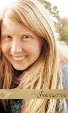 Kaylin McNamara, Zeta Eta, National Philanthropic Scholarship-Undergraduate