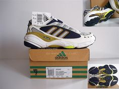 Adidas Equipment Torsion Solution Shoes