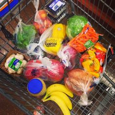 One Month Clean Eating Challenge   Healthy Grocery List {Week 1}