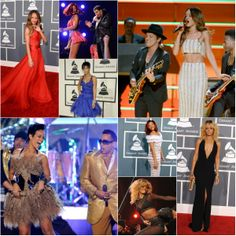 Rihanna's GRAMMY moments over the years.