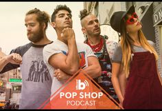 Pop Shop Podcast: DNCE on New Album & 'Dare to Suck' Songwriting Rule, Plus Chart Chat on 'Suicide Squad,' More