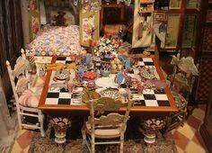 MacKenzie Childs Dollhouse