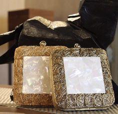 Designer Clutch, Mille, Hand Bags, Clutch Bag, Purses, Lady, Frame, Accessories, Fashion