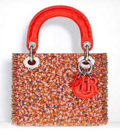 Start Your Weekend the Right Way With These Gorgeously Detailed Lady Dior Bags - Dior Bag - Ideas of Dior Bag - Start Your Weekend the Right Way With These Gorgeously Detailed Lady Dior Bags Dior Handbags, Dior Bags, Fashion Handbags, Fashion Bags, Fashion Accessories, Ladies Accessories, Fashion Fashion, Runway Fashion, Sac Lady Dior