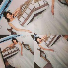 ADatelierdosi Bridal Ballet Skirt, Collections, Bridal, Skirts, Fashion Design, Tutu, Skirt, Bride