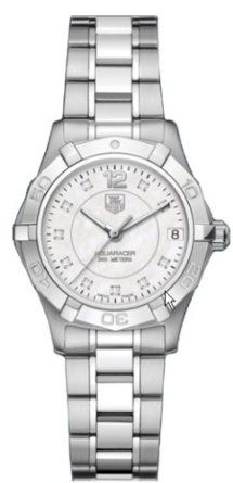 Buy TAG Heuer Women's WAF1312.BA0817 Aquaracer Quartz Watch