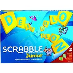 Scrabble Junior | Alza.cz