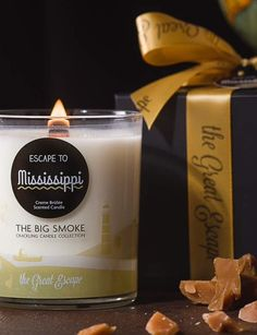Read about the benefits of choosing a candle made from soy wax.
