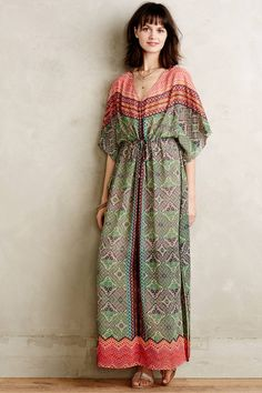 Chama Caftan - anthropologie.com #anthrofave