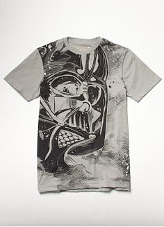 Star Wars Vader Sketch T-Shirt By Marc Ecko $28.00