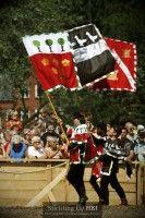 Stichting Historisch Educatief Initiatief heeft zich gespecialiseerd in het aanbieden van een exclusieve, spectaculaire én educatieve show: Het Riddertoernooi en het Steekspel zoals dat in de vijftiende eeuw werd gedaan in de Bourgondische Lage Landen. - See more at: http://historischhuren.nl/object/spectaculair-riddertoernooi-en-steekspel/#sthash.jKGIO3En.dpuf