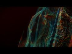 "RedXPoison, 480,000 colorful particles paint an intoxicating visualization of composer Dave Tipper's ambient electronica tune, ""The Re-Up."" created using Trapcode Particular"