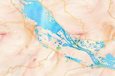 Map Stack   Stamen Design. Samual's Birthplace
