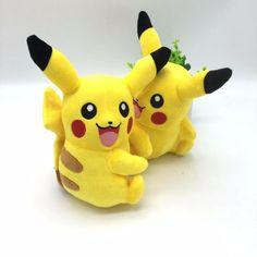 Pokemon Pikachu Plush Toy Children Soft Toys Cartoon Anime Doll Figure Boy Girl  #PikachuToysChina