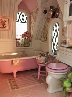 Fairytale Cottage, Storybook Cottage, Romantic Cottage, Fairytale Room, Romantic Homes, Cottage Living, Cottage Homes, Living Room, Cute Cottage