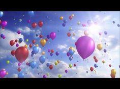 Glückwünsche zum Geburtstag - Video mit Geburtstagslied