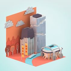 Creating Tomorrow | School of Economics & Management on Behance