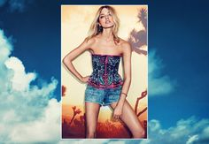 Juicy Couture - Festival Dressing Lookbook