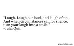 Laugh & Smile
