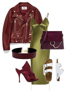 """""""Party set """" by polymaven-886 ❤ liked on Polyvore featuring Emili, Alexander Wang, N°21, Chloé, TravelSmith and Vanessa Mooney"""