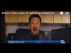 http://robertsiciliano.com/ Robert Siciliano Personal Security and Identity Theft Expert discuses Boston Police warn of catfishing scheme that ends in armed ...